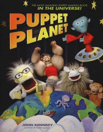 Puppet Planet Cover